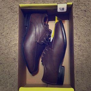 Smart Fit Boys Dress Shoes